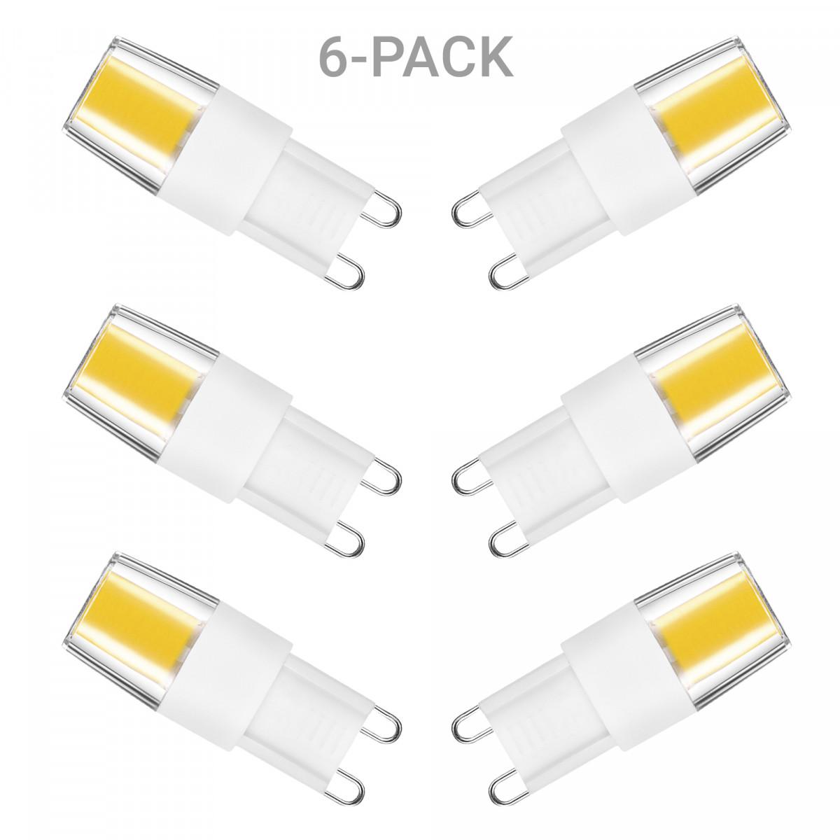 Leuchtmittel G9, LED 3.5W