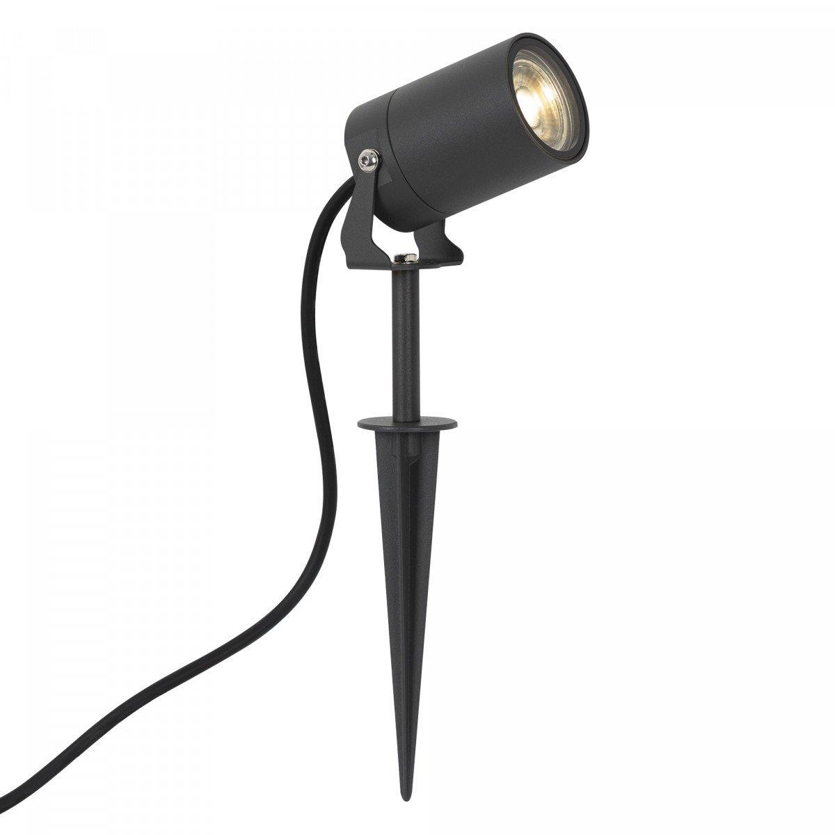 Gartenspot Stark Anthrazit inkl. 3 W LED