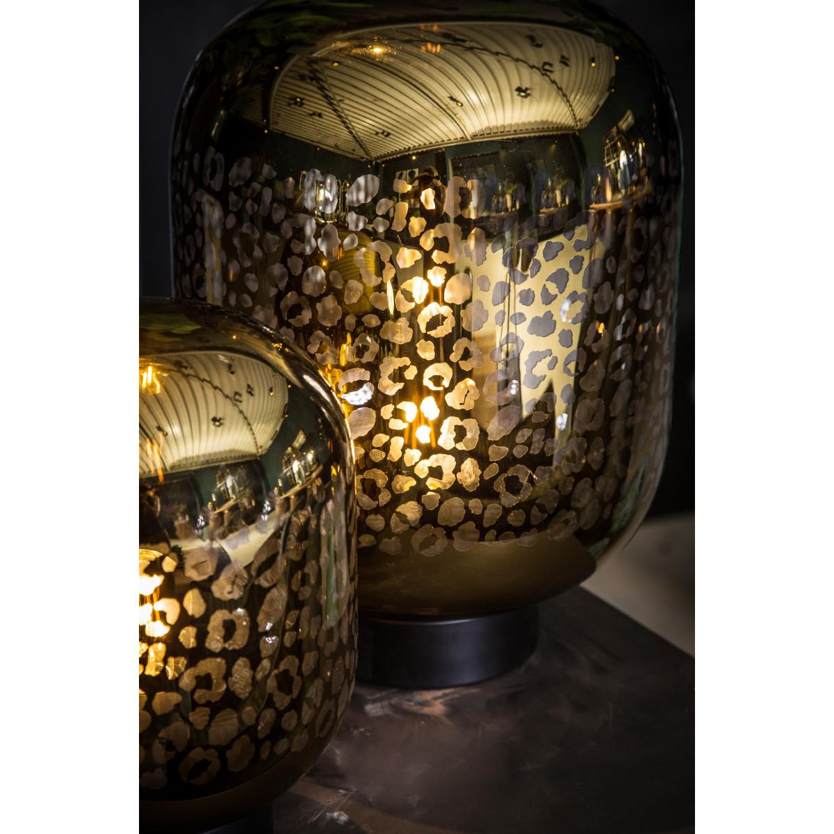 Shevon gold Tischlampe