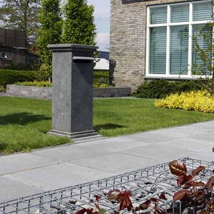 Granit / Naturstein Briefkästen