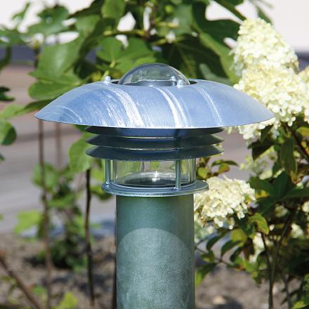 Moderne Gartenbeleuchtung