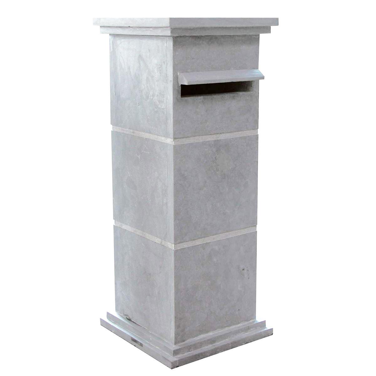 Briefkasten Naturstein 4 aus Granit