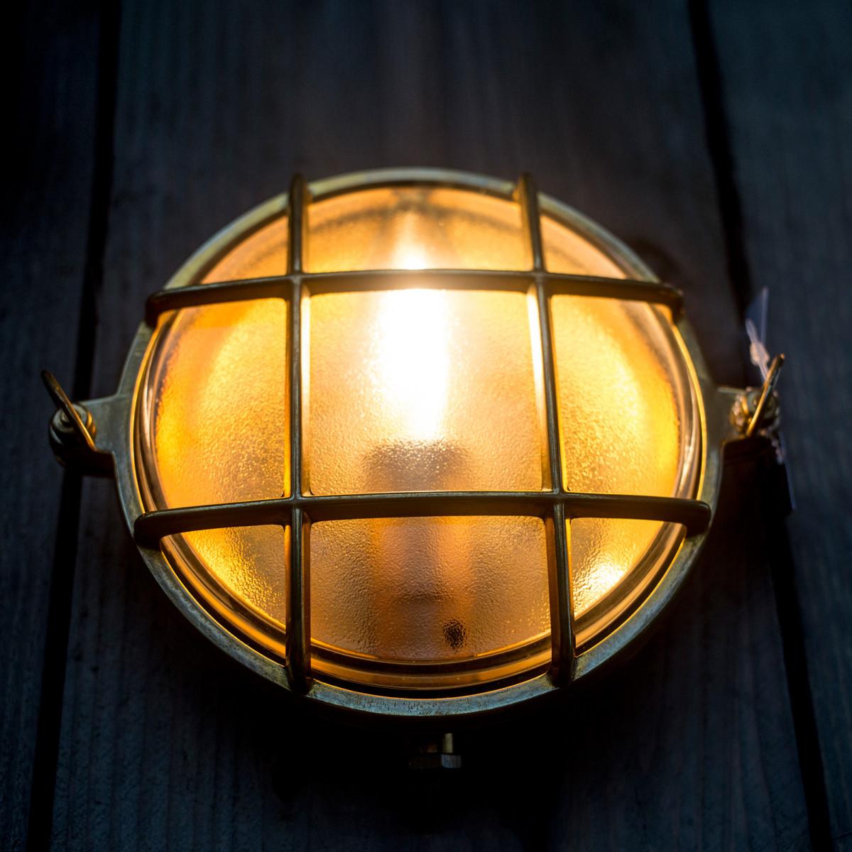 Schiffsleuchte - Wandlampe KS Wandspot
