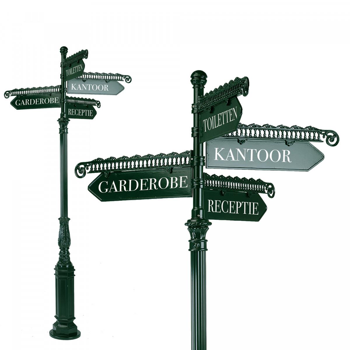 Wegweiser Schild Cambridge