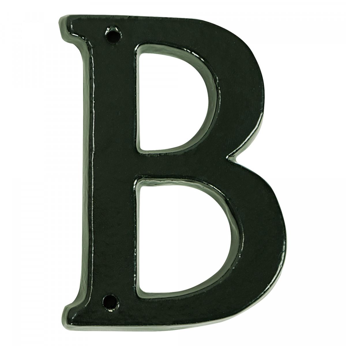 Hausnummer zusatz B