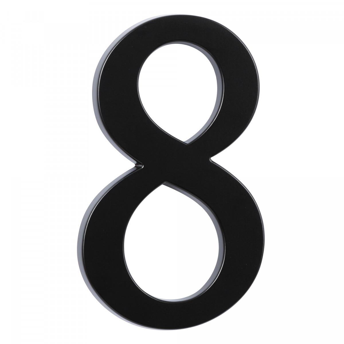Hausnummer Groß 8