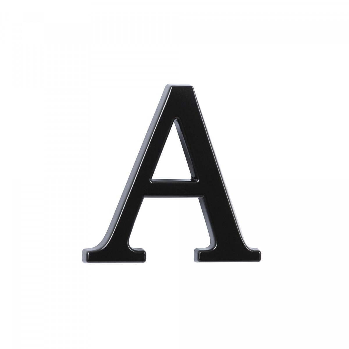 Hausnummernzusatz A
