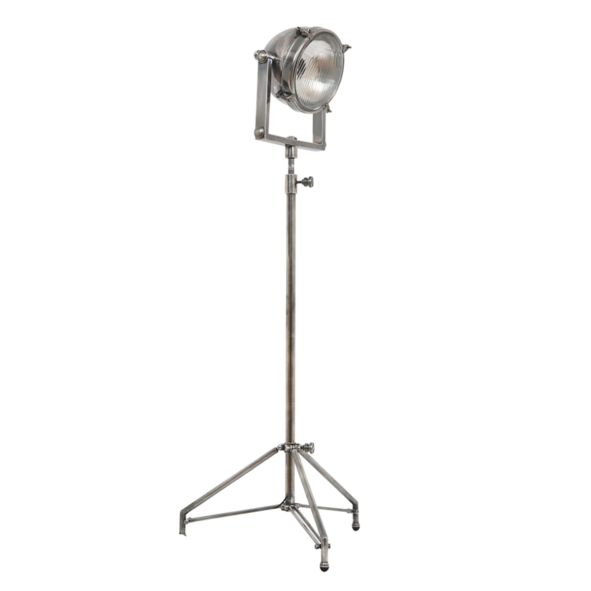 Industrielle Vintage Stehlampe Austin
