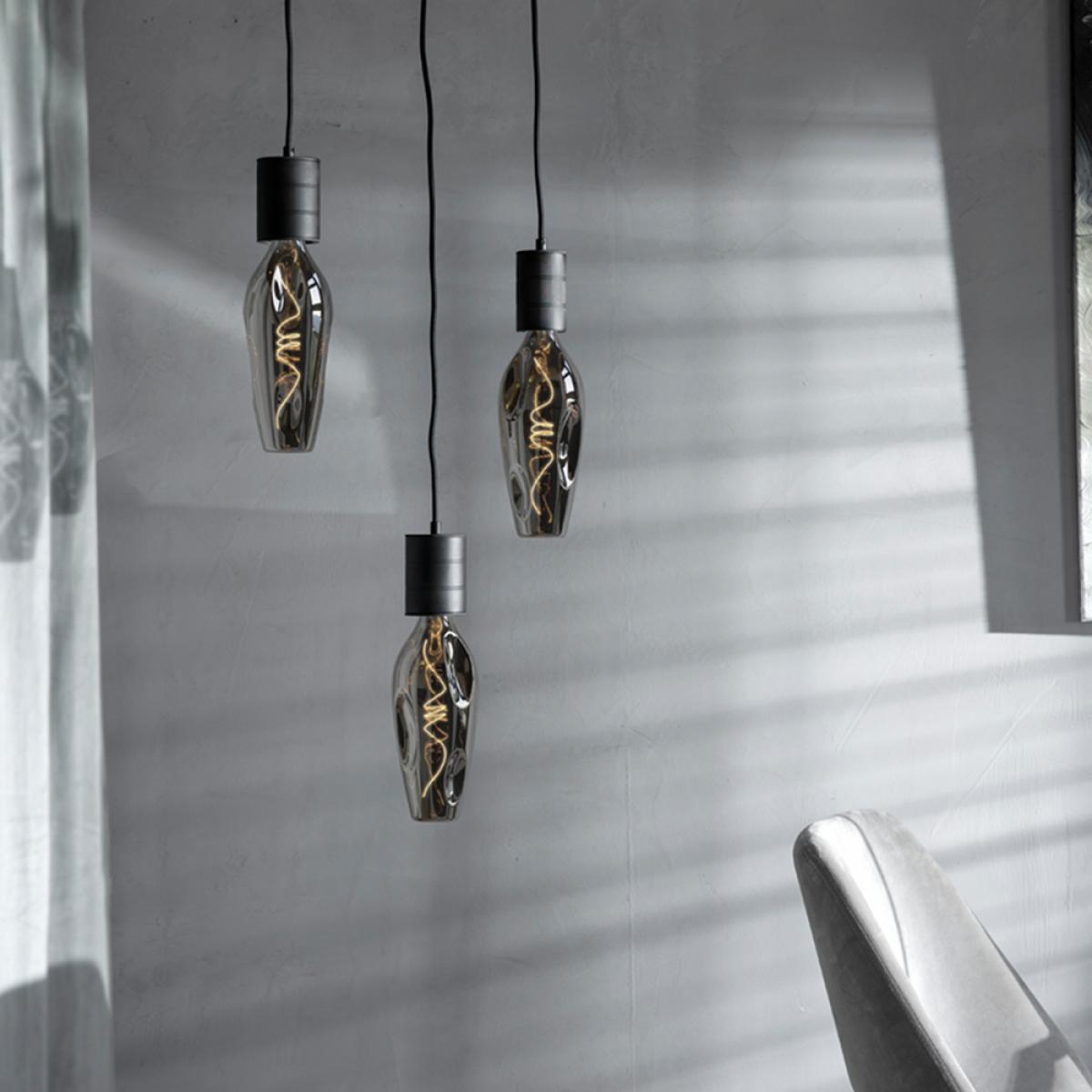 XXL Design LED Glühbirne Barcelona- Stilvolle und dimmbare Lampe