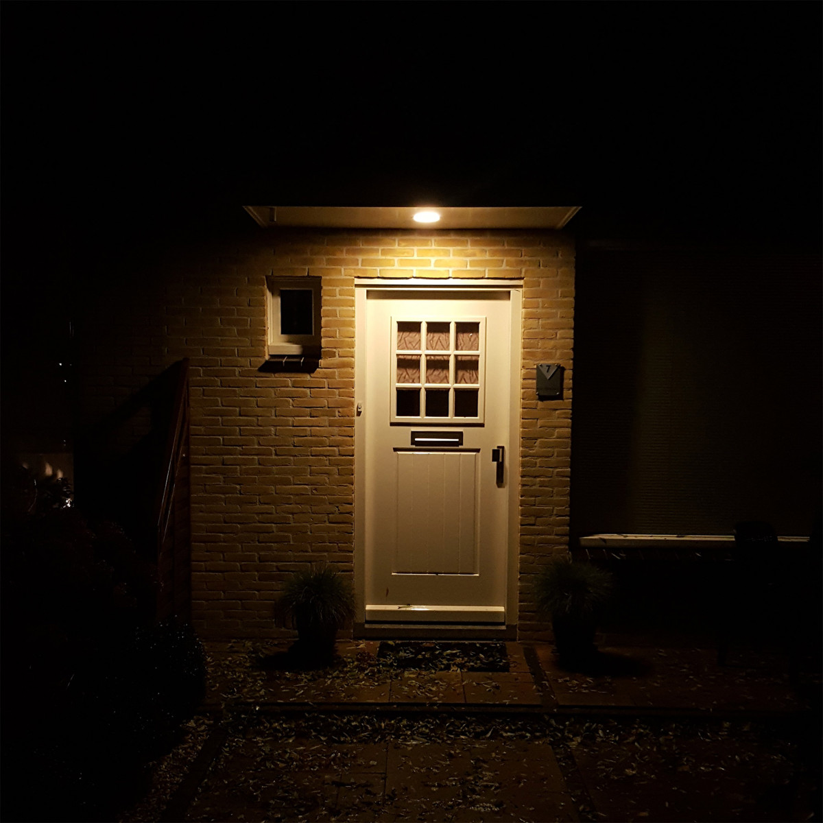 Einbau LED Spot, Einbauen