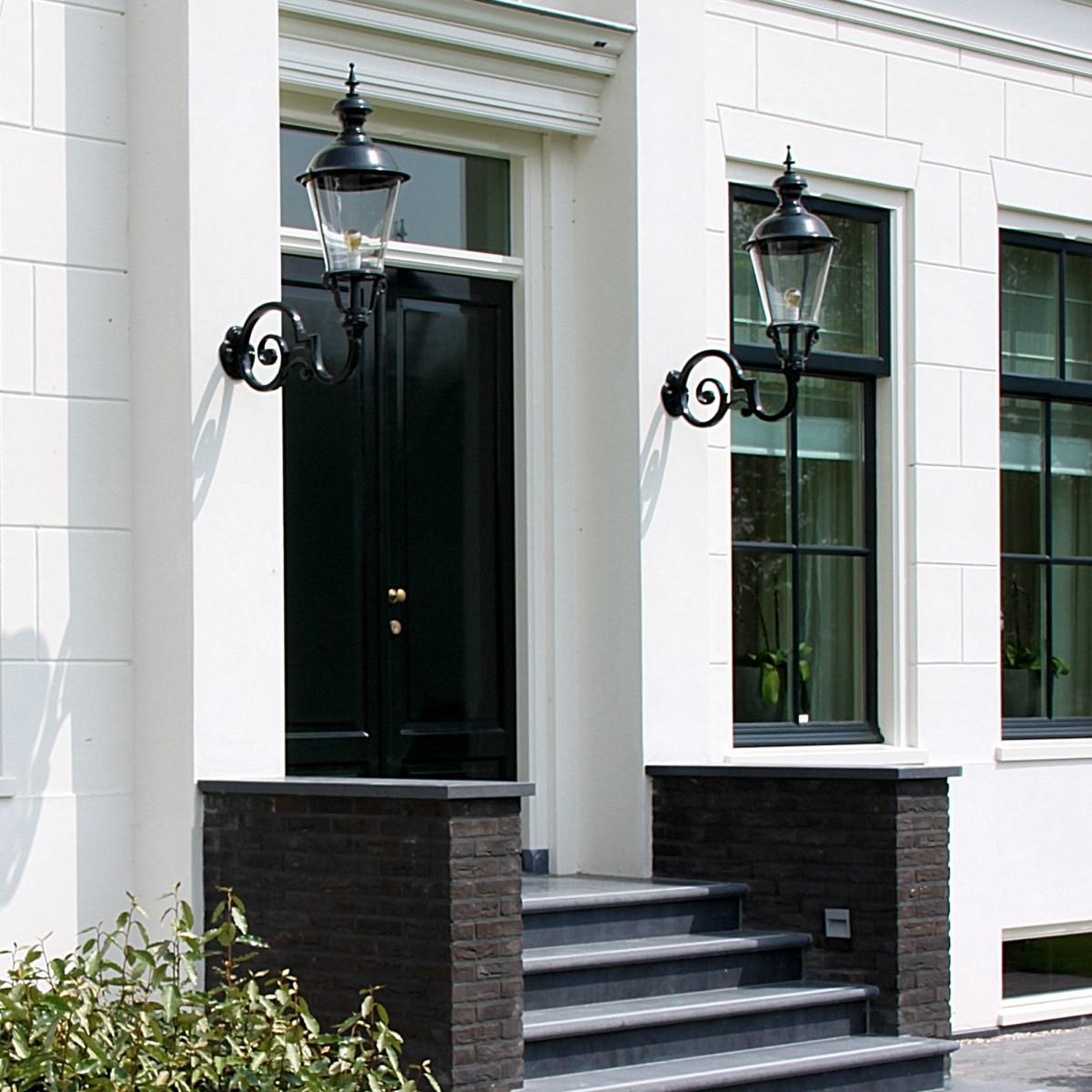Historische Wandleuchte Amstel XL