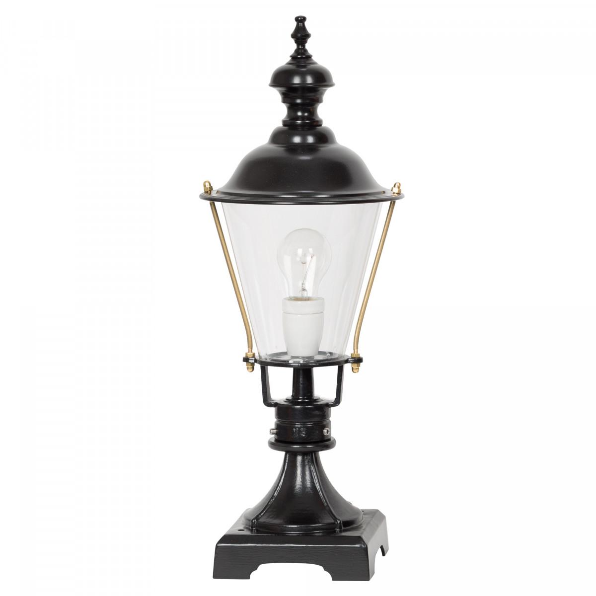 Historische Gartenlampe Besar