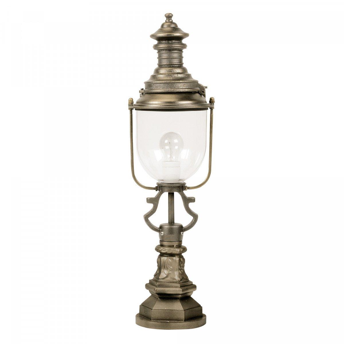 Historische Klassischen Bronze  Außenlampe