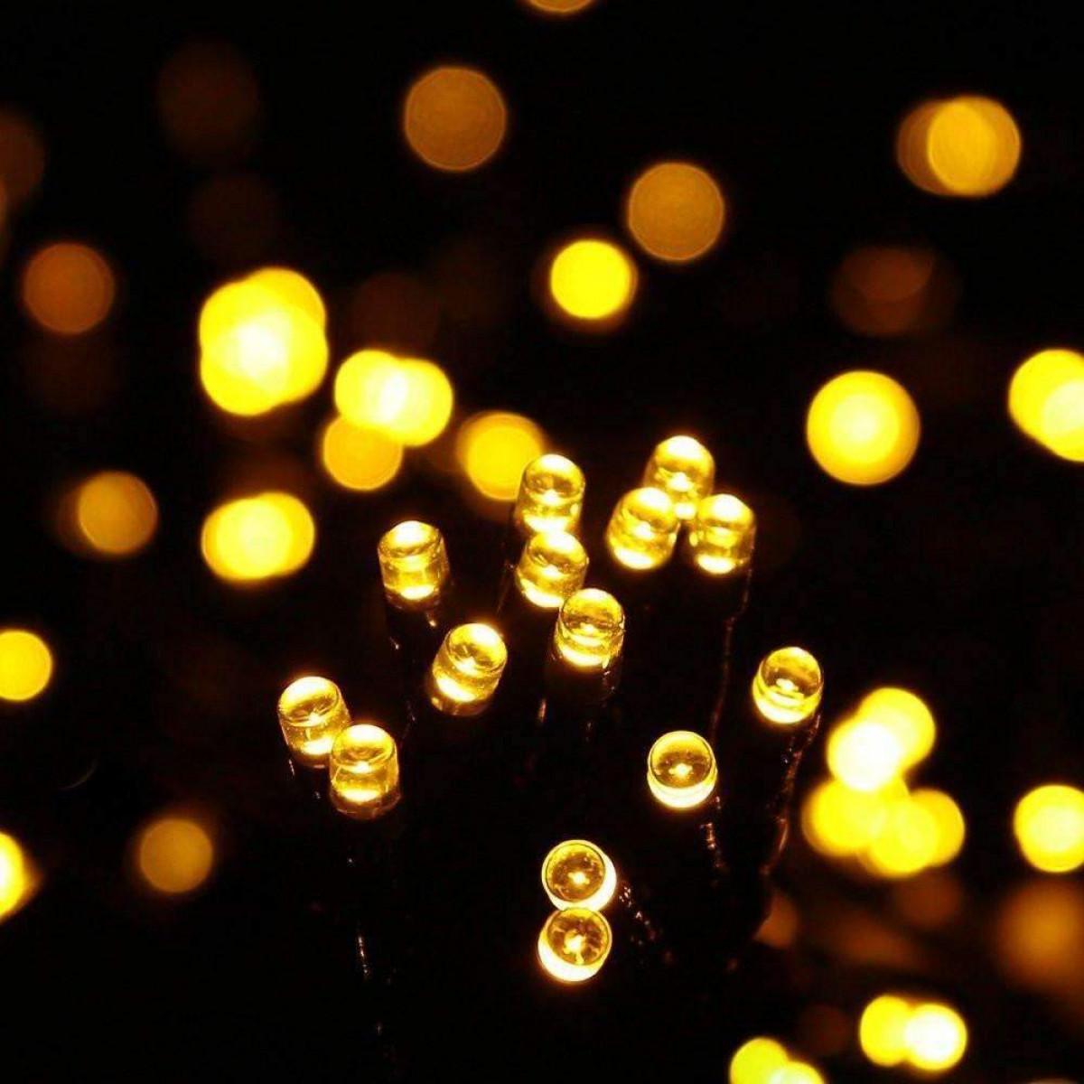 Kompakte Lichterkette 45 Meter 2000 LED