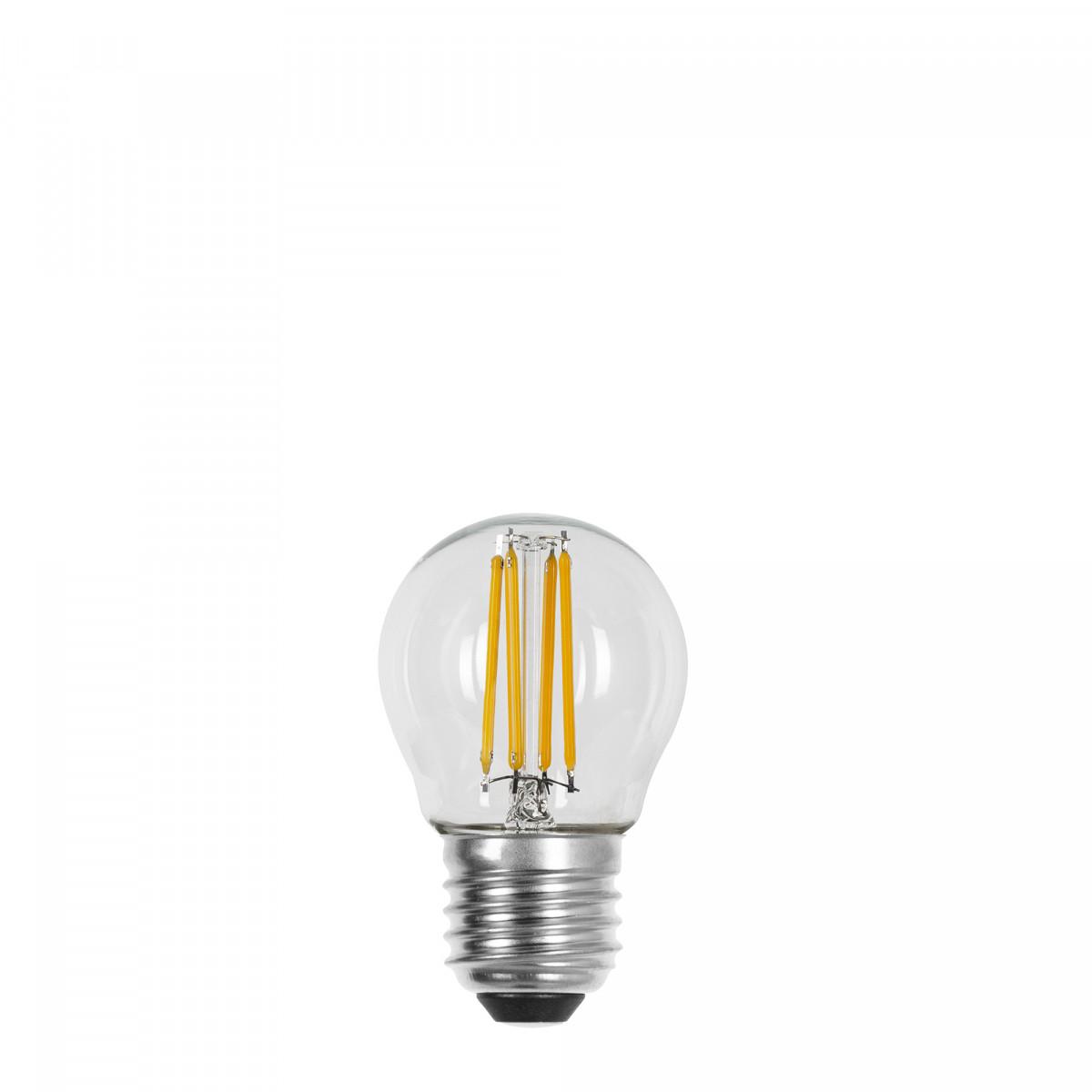 Mini Gold LED Leuchtmittel E27