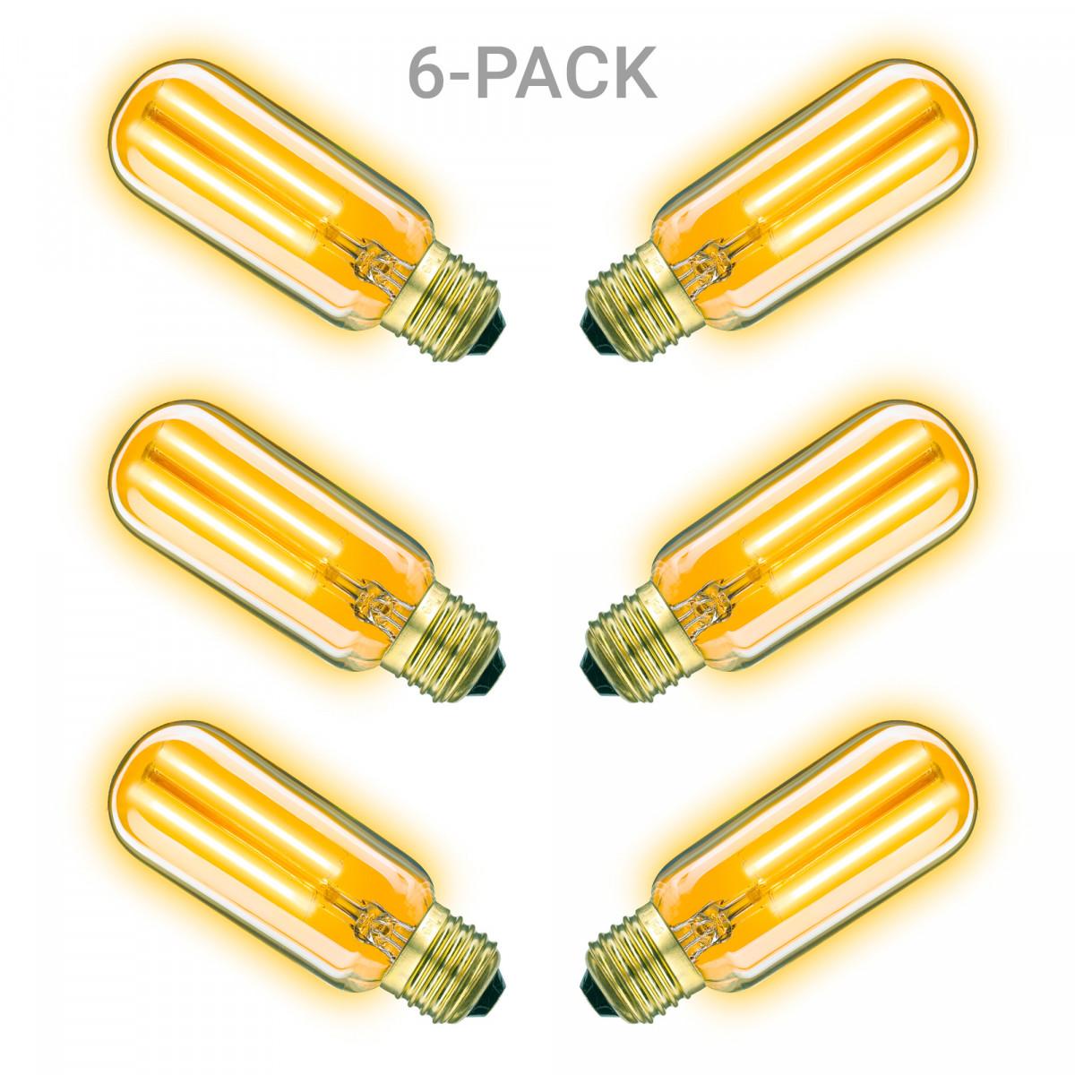 Tube LED 6er-Pack