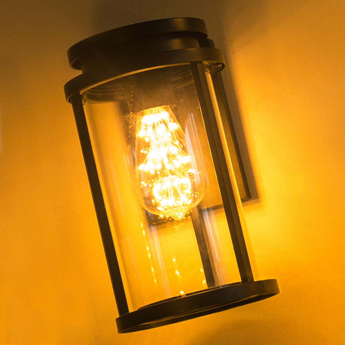 Rustic LED Leuchtmittel 6er-Pack