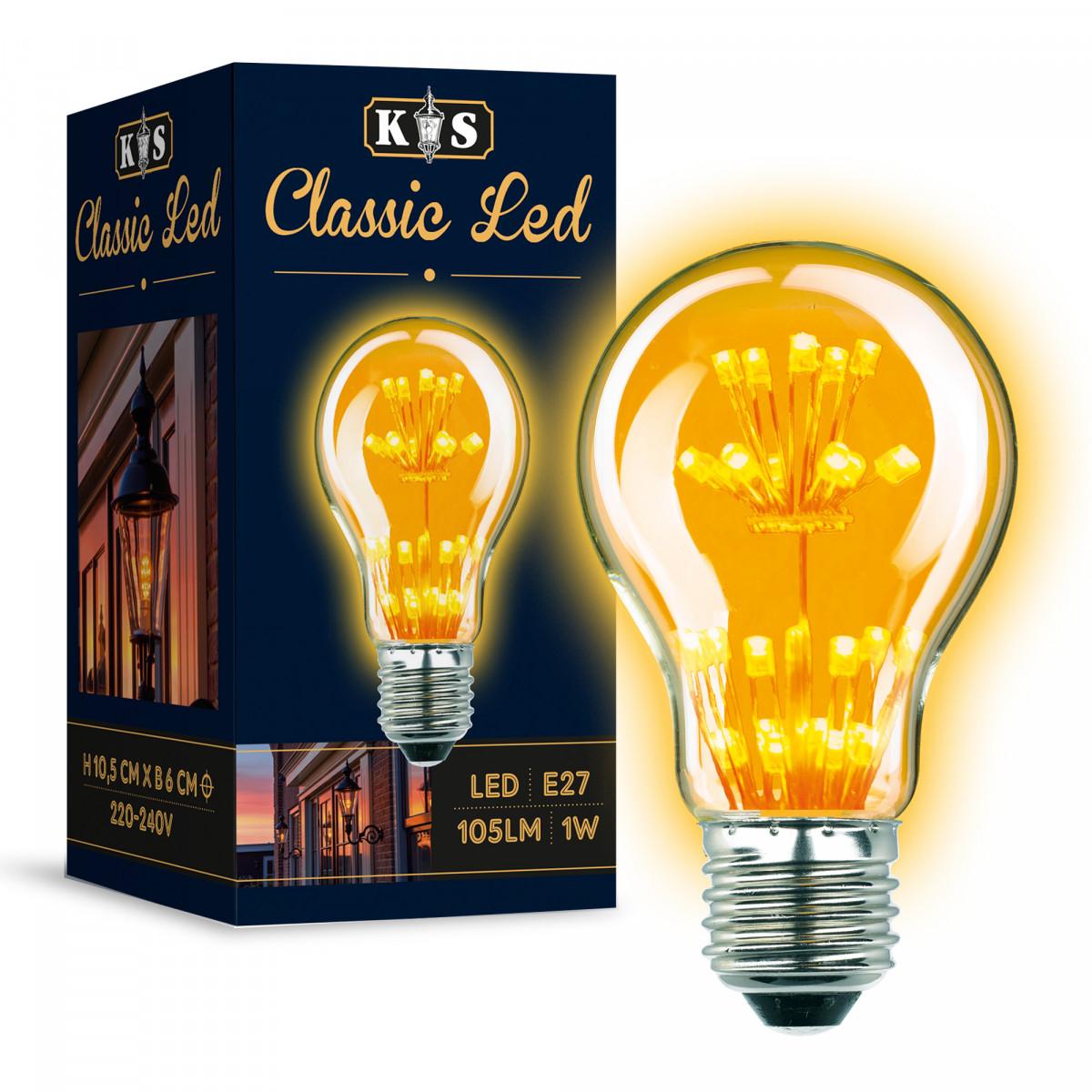 Classic LED Leuchtmittel