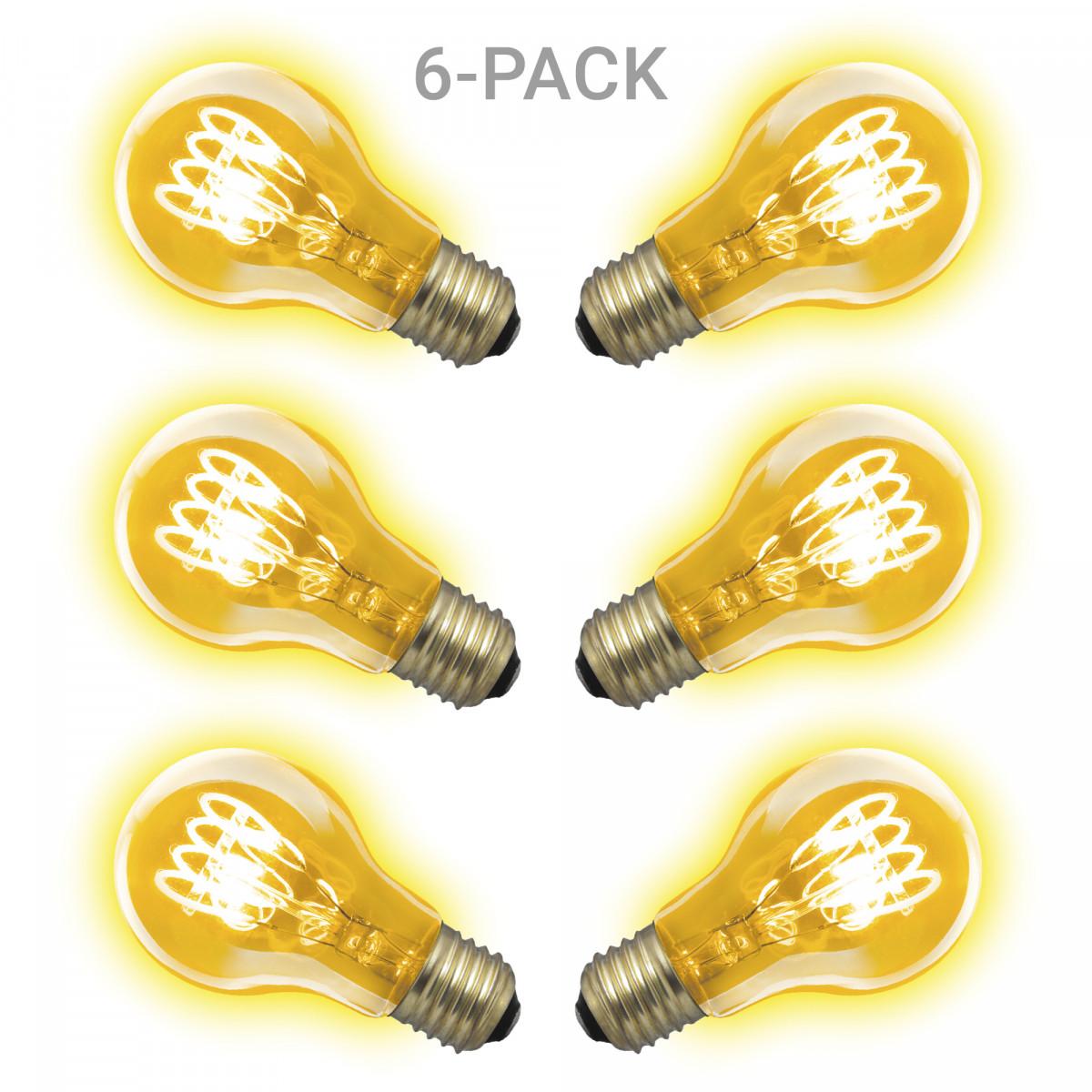 LED Classic Spiral 6er-Pack