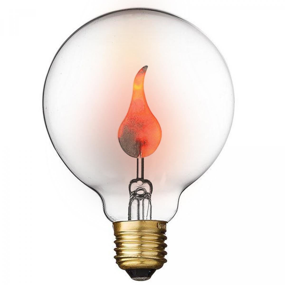 Leuchtmittel Flamme E27 3-5 Watt
