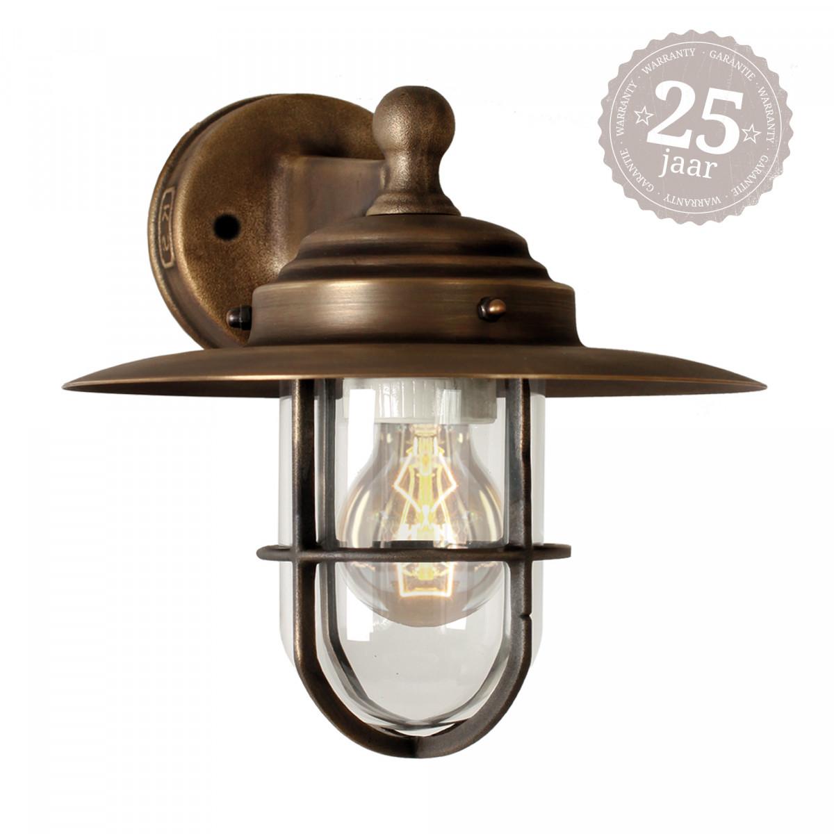 KS Außenlampe mit kette - Hofleuchte