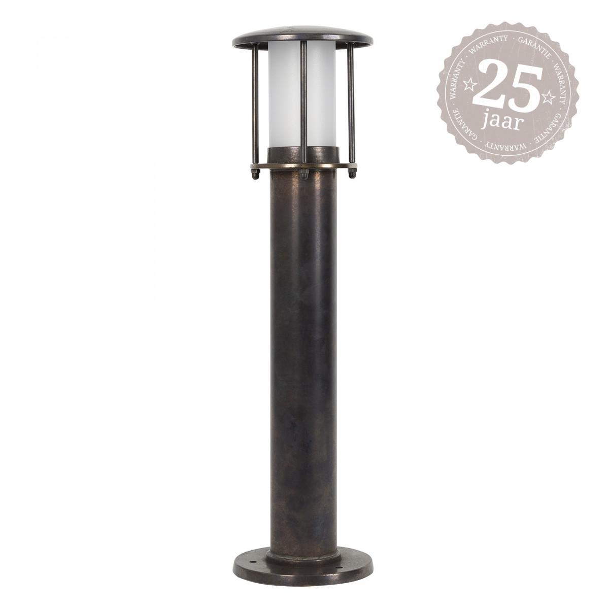 Nautische Gartenlampe Resident 2 Bronze