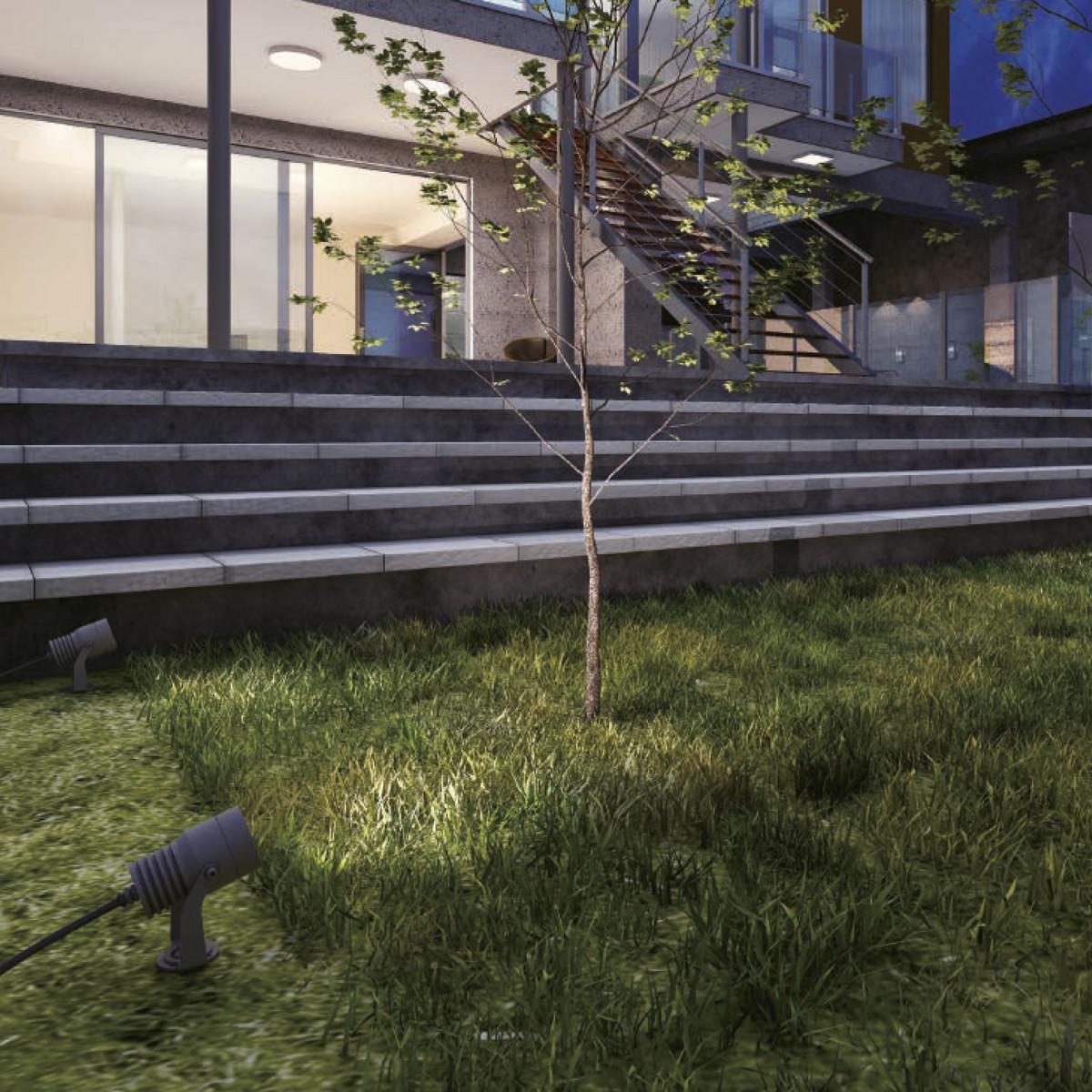 Vector Gartenspot Dimmbar 20W