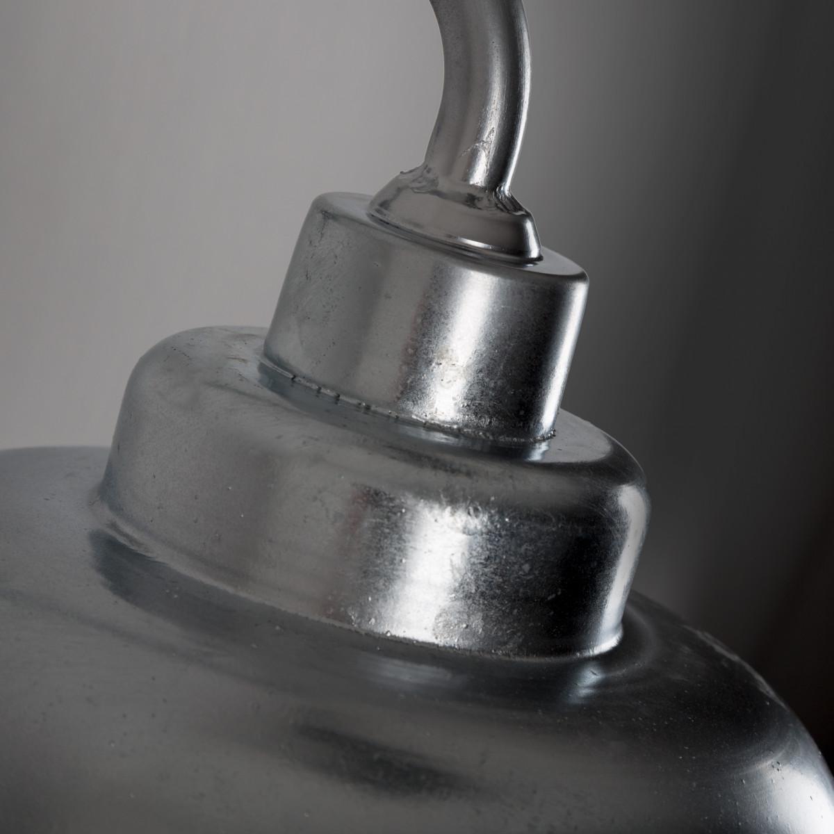 Außenleuchte Petrol verzinktem Stahl - Nostalux