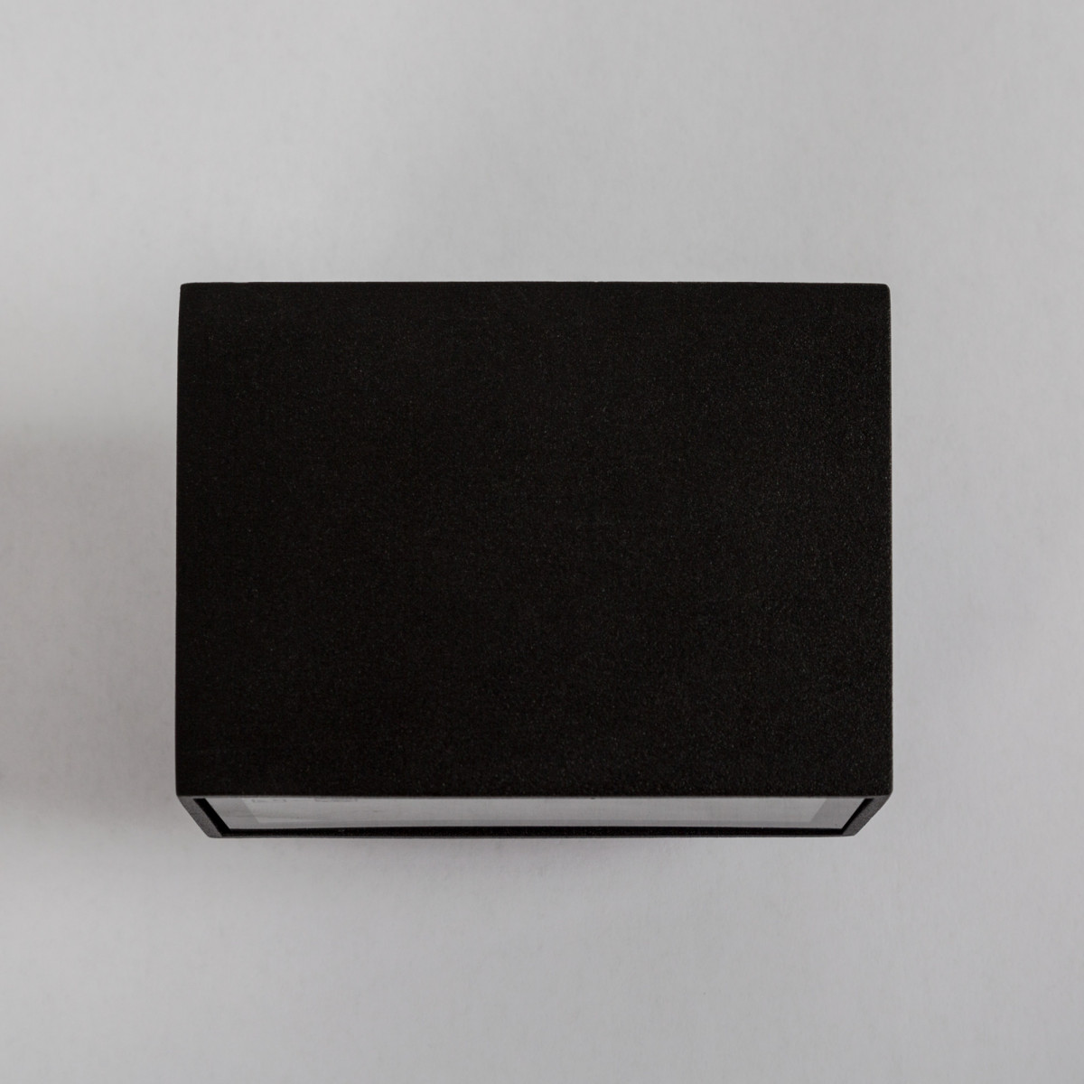 Wandspot Segment S Up & Down Schwarz LED - Wandstrahler - Wandleuchte Modern