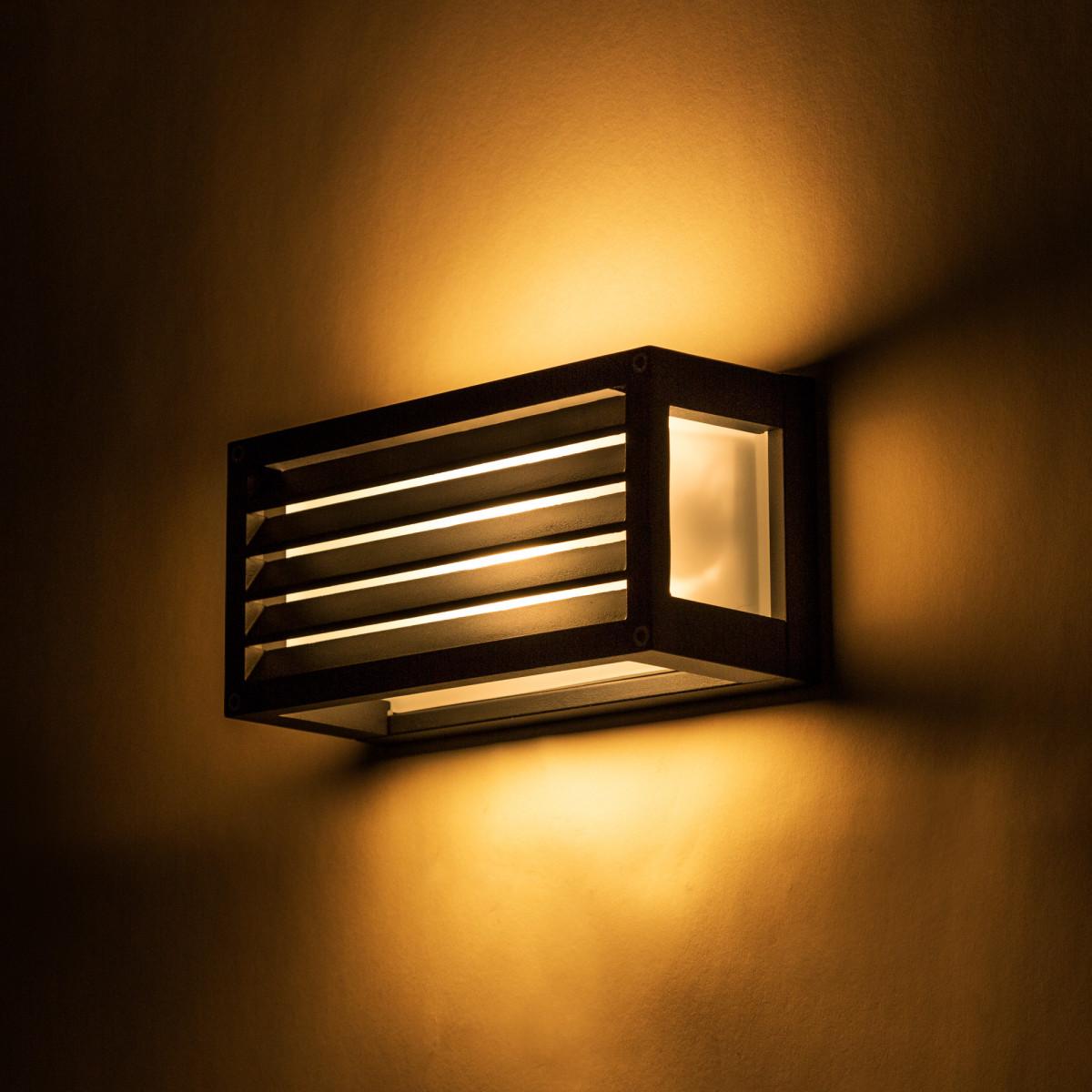 Moderne Wandlampe Bars