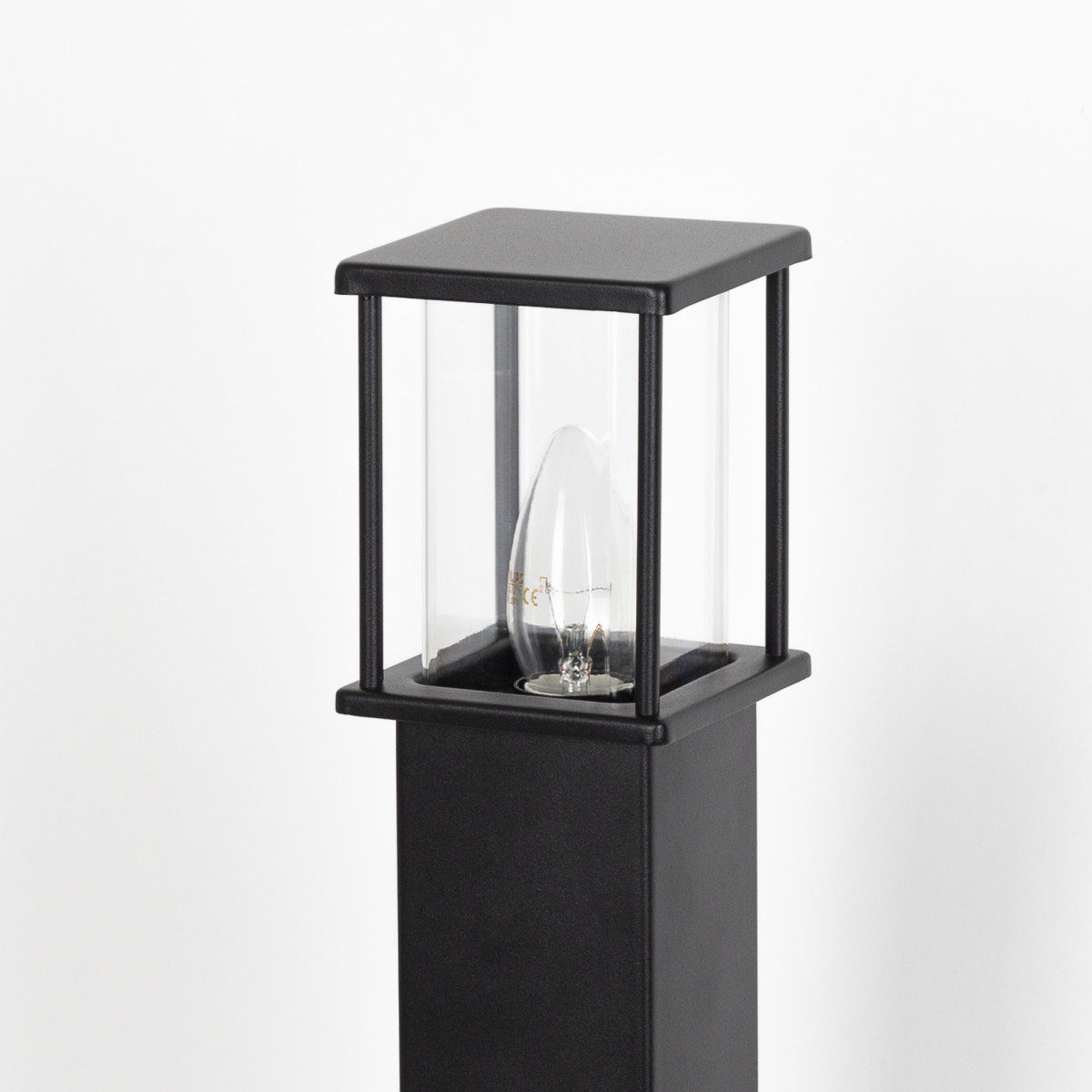 Gartenlampe Astro 2 Schwarz