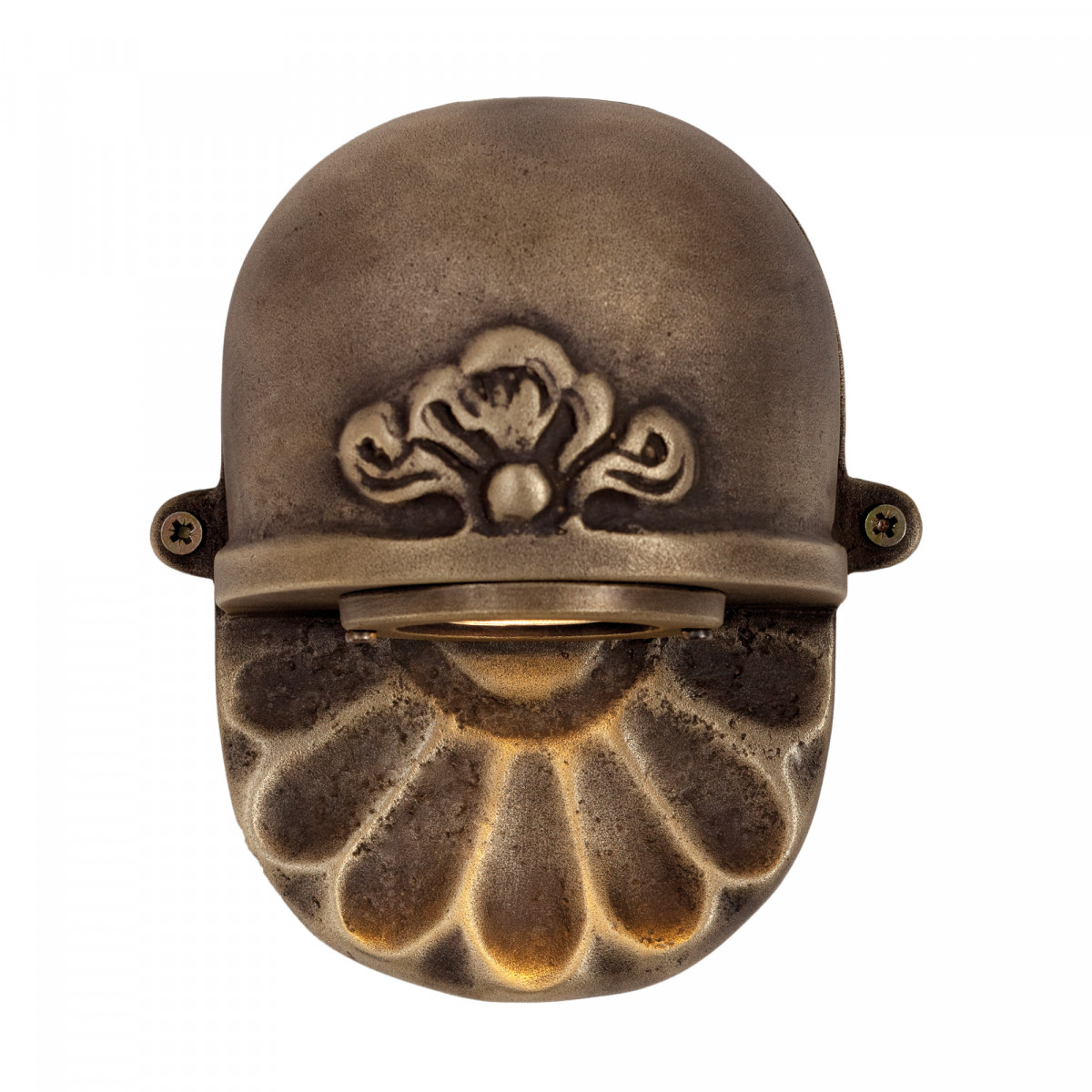 Tramonto Wandlampe Bronze Downlight