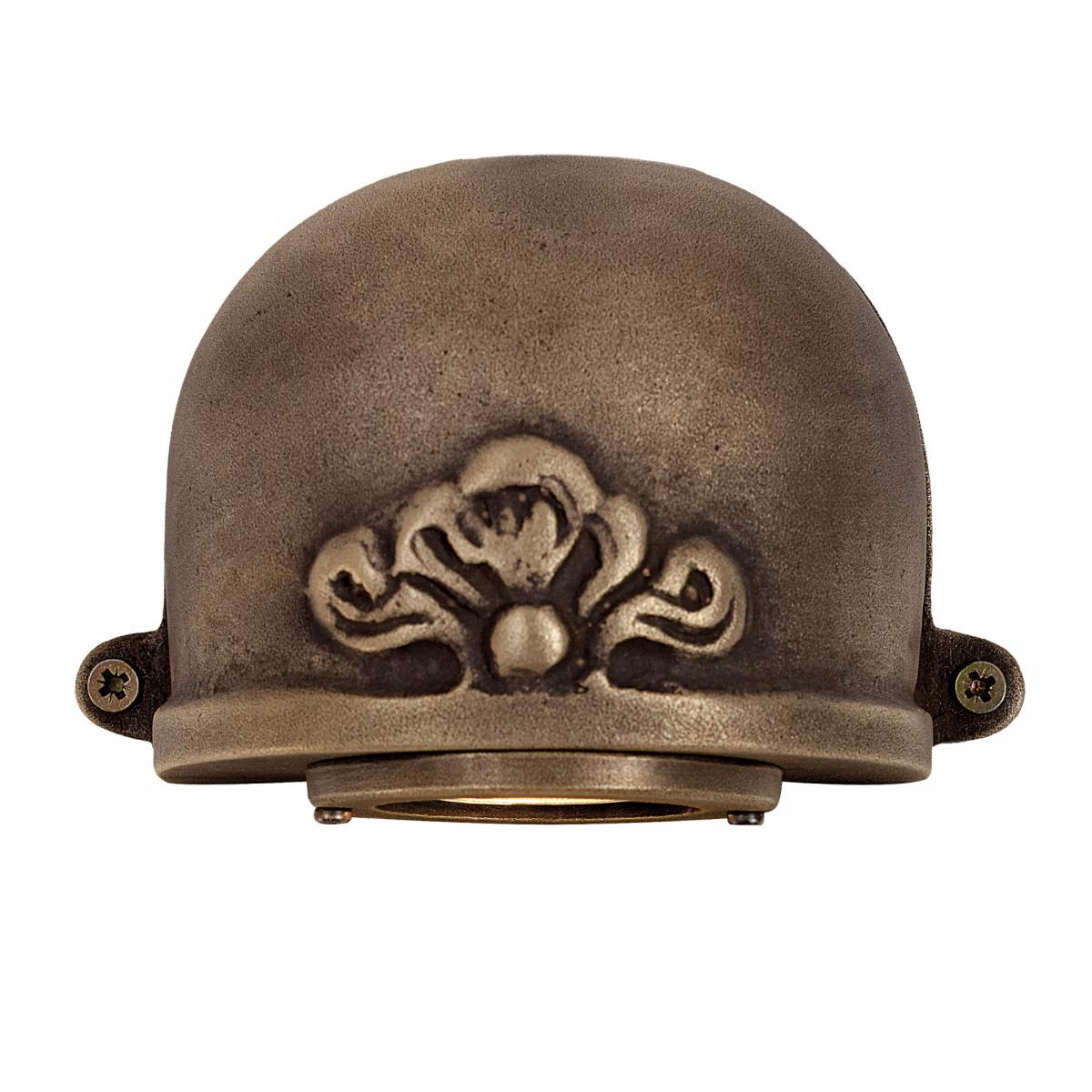 Alba Wandlampe Bronze