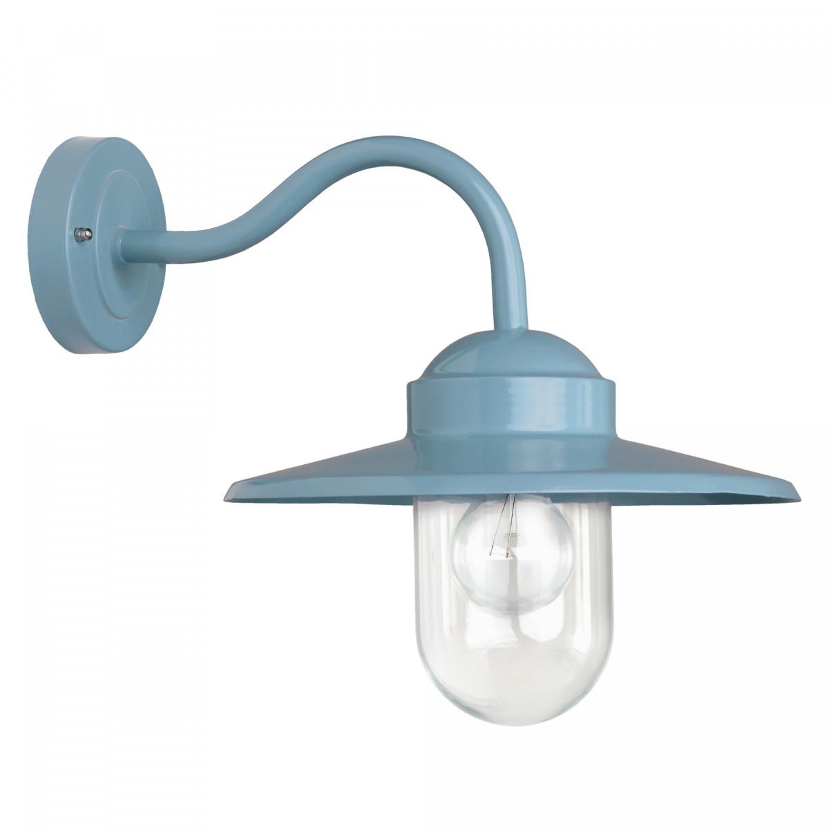 Dolce Auβenlampe Retro Blau, 7377