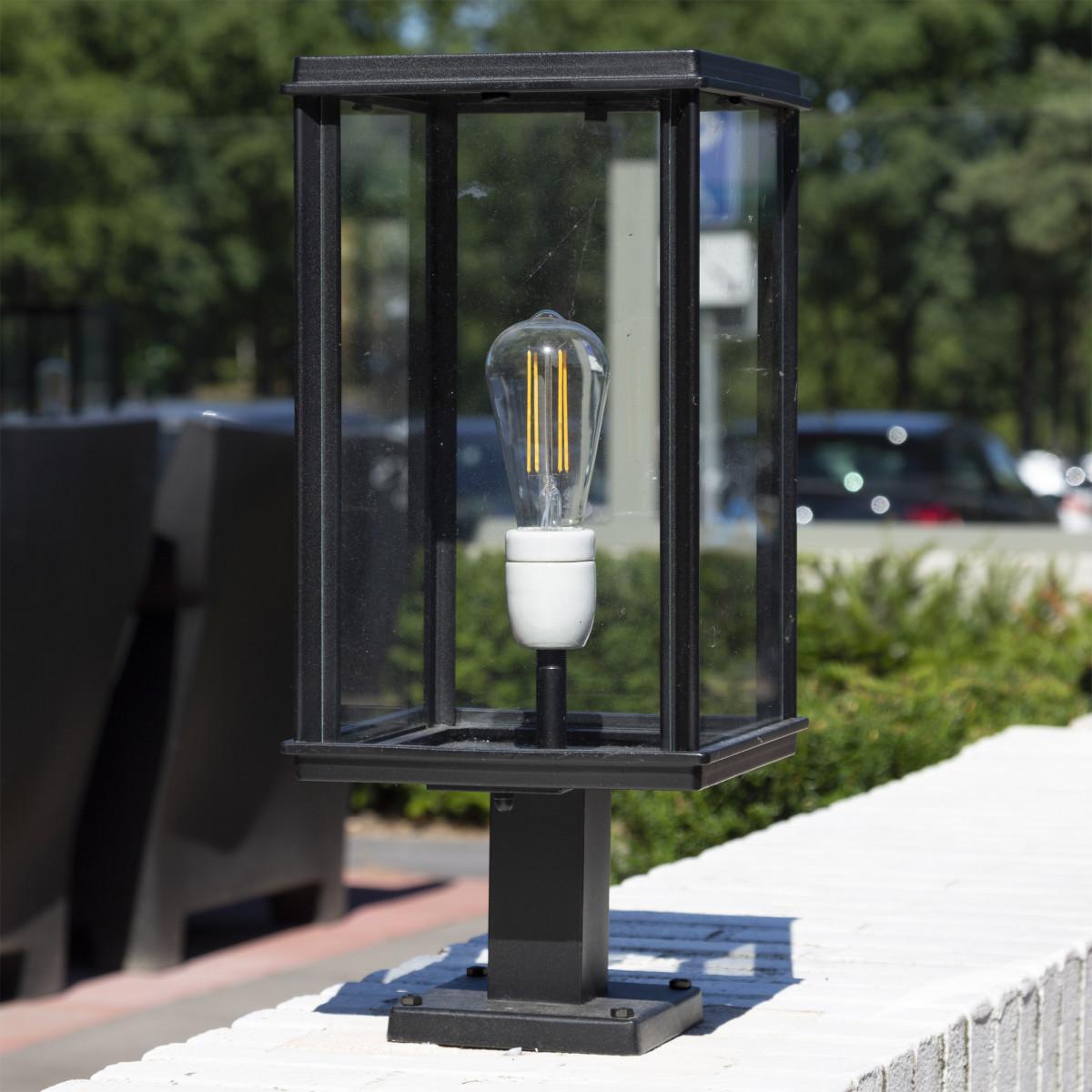 Moderne Gartenlampe Capital XL