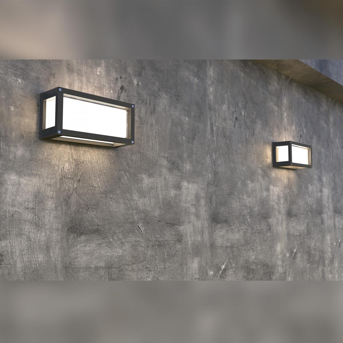 Moderne Wandlampe Brick