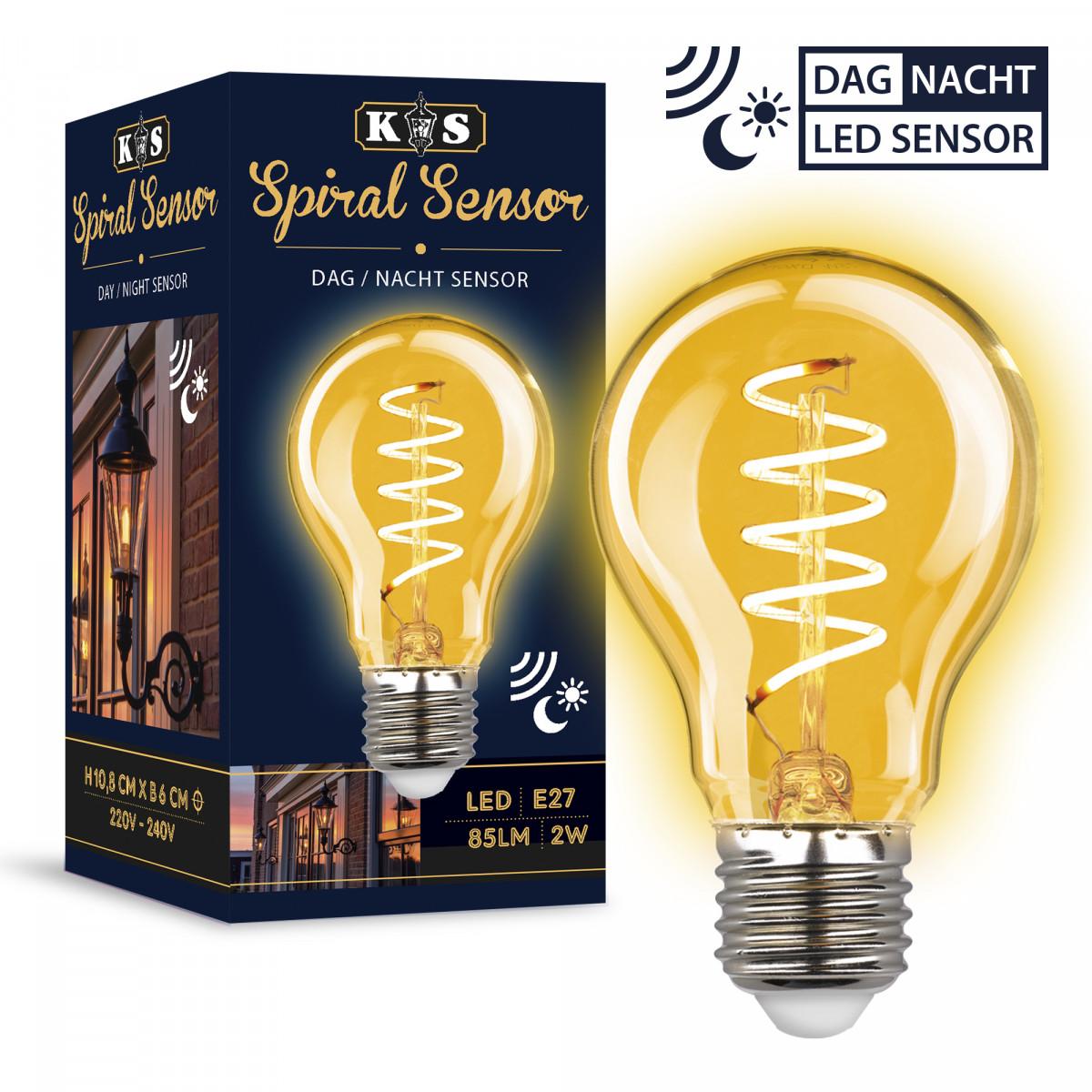 LED-Lichtquelle inkl. Tag/Nacht-Sensor (5897 LED) - KS Illumination - Lose Sensoren und Bewegungsmelder