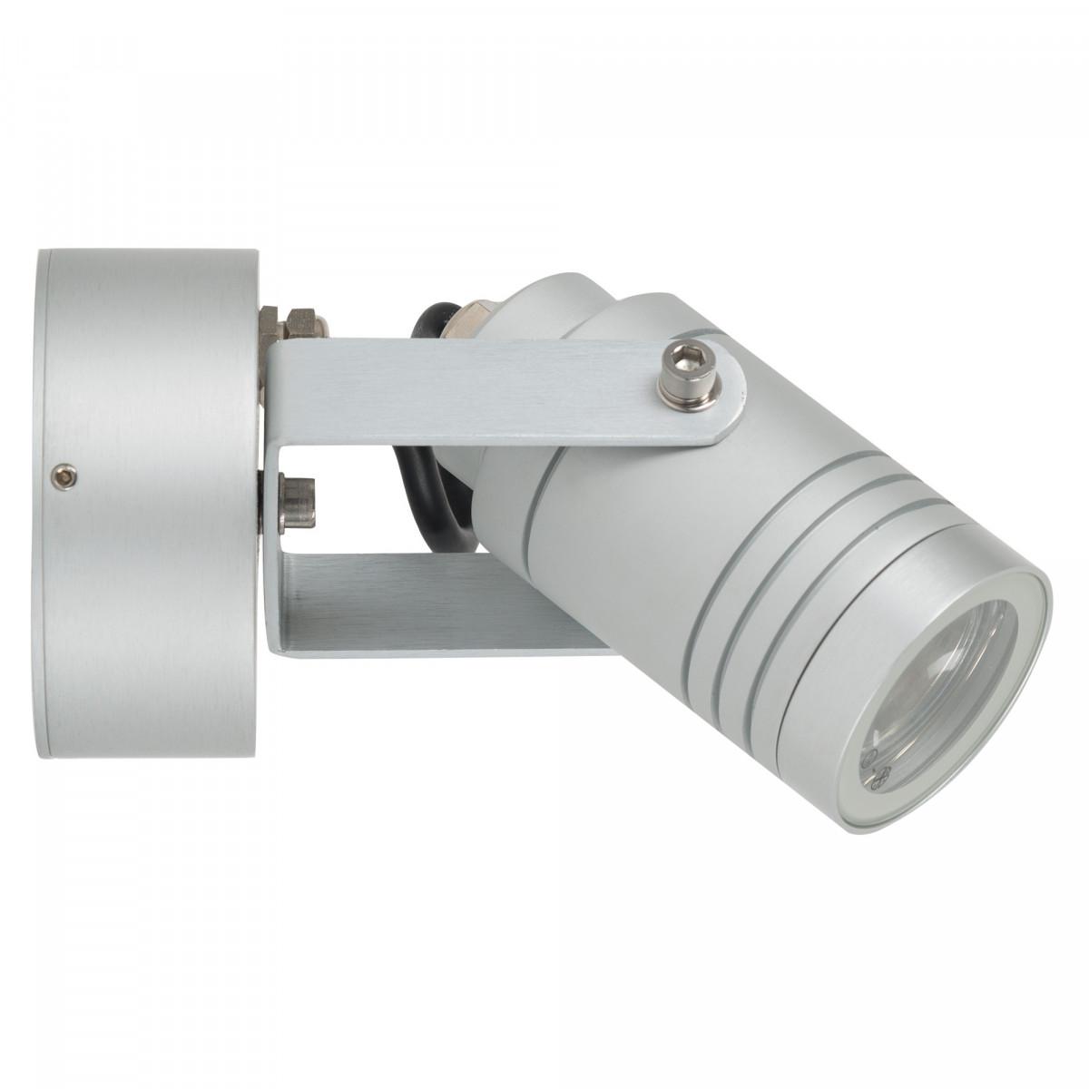 Beamy LED-Bodenstrahlermit GU10 LED Leuchte | Nostalux.de