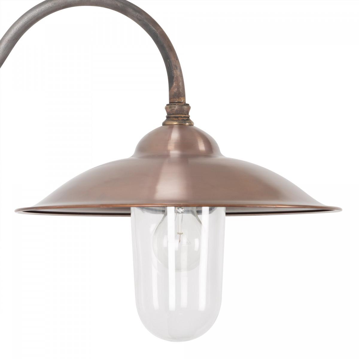 Ländliche Hoflampe Wien I