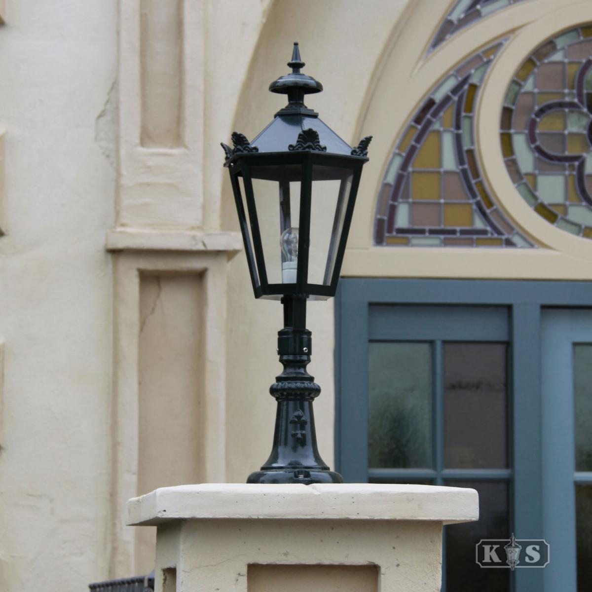 KS Nostalgische Außenlaterne Klassische Gartenlampe Oxford 15