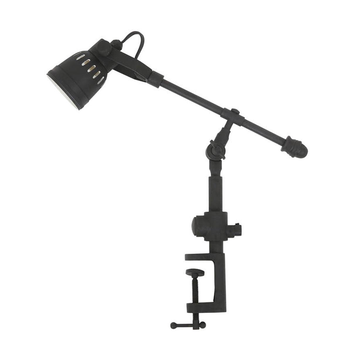 Schreibtischlampe Orlando Schwarz