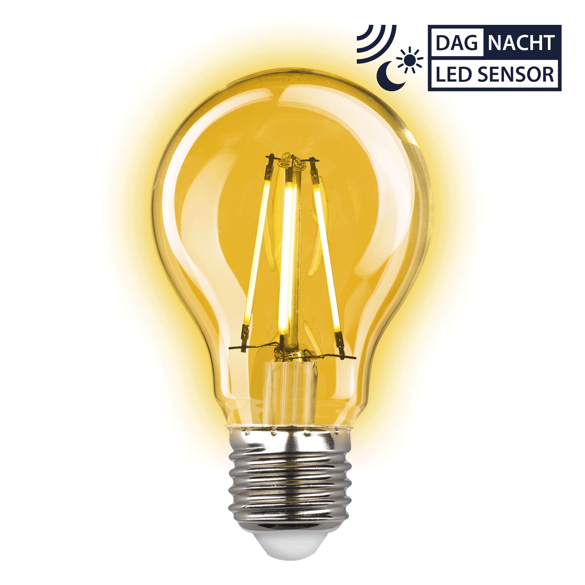 LED mit Tag/Nacht-Sensor